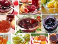 Рецепты варенья и джемов